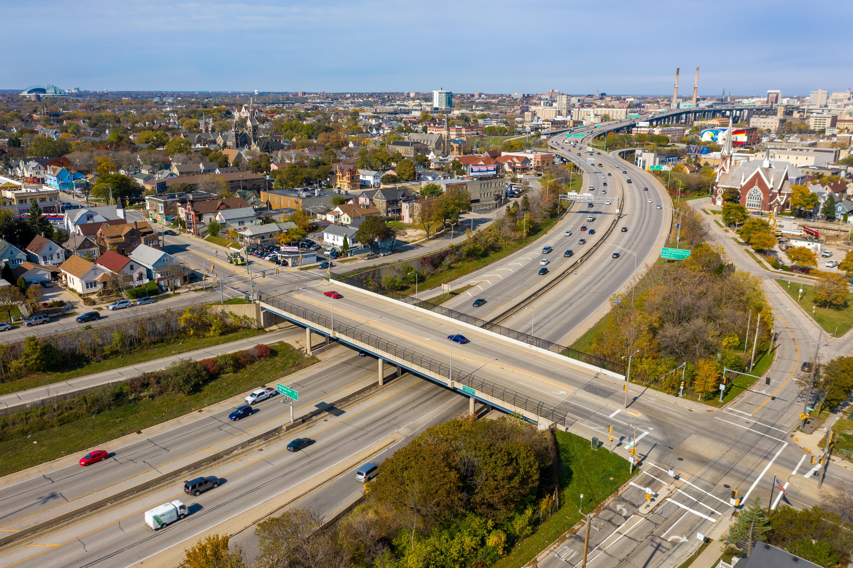 I-43 Bridge Rehabs, Milwaukee County